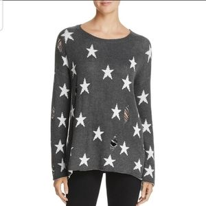 Vintage Havana distressed Star sweater